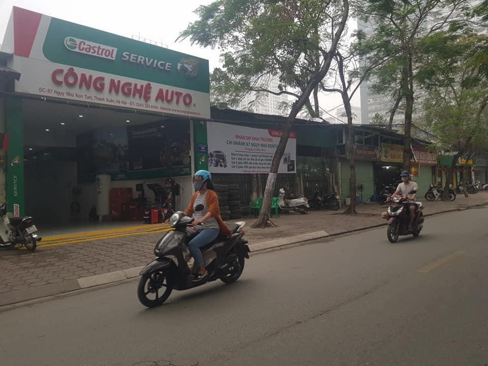 Công ty CP XNK Thủy sản Hà Nội đất hết hạn vẫn