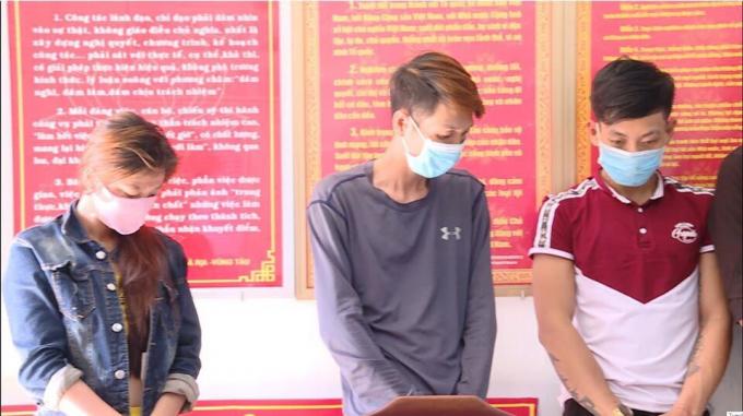 TP Vũng Tàu: Phát hiện 7 thanh niên tụ tập sử dụng ma túy tại quán karaoke