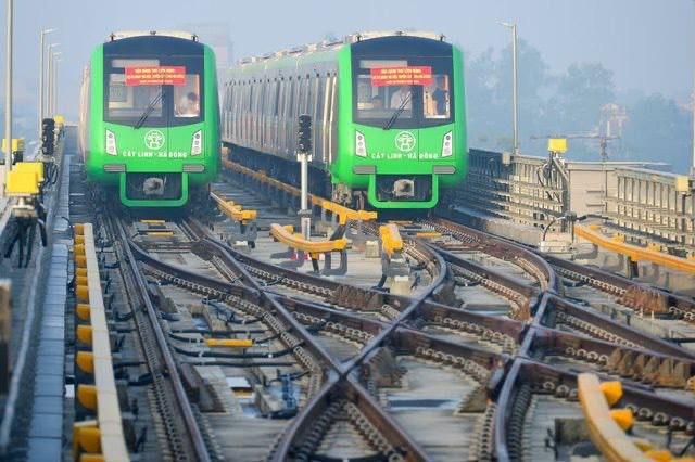 """Lập tổ công tác """"gỡ"""" vướng mắc Dự án đường sắt Cát Linh - Hà Đông"""