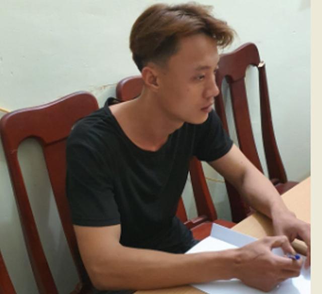 Cướp ngân hàng ở Quảng Nam, bị bắt ở Quảng Ngãi
