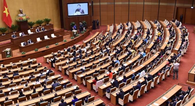 [Trực tiếp] Khai mạc kỳ họp cuối cùng của Quốc hội khóa XIV