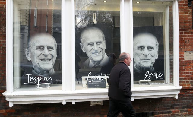 Chỉ 30 khách được tham dự lễ tang của Hoàng thân Philip