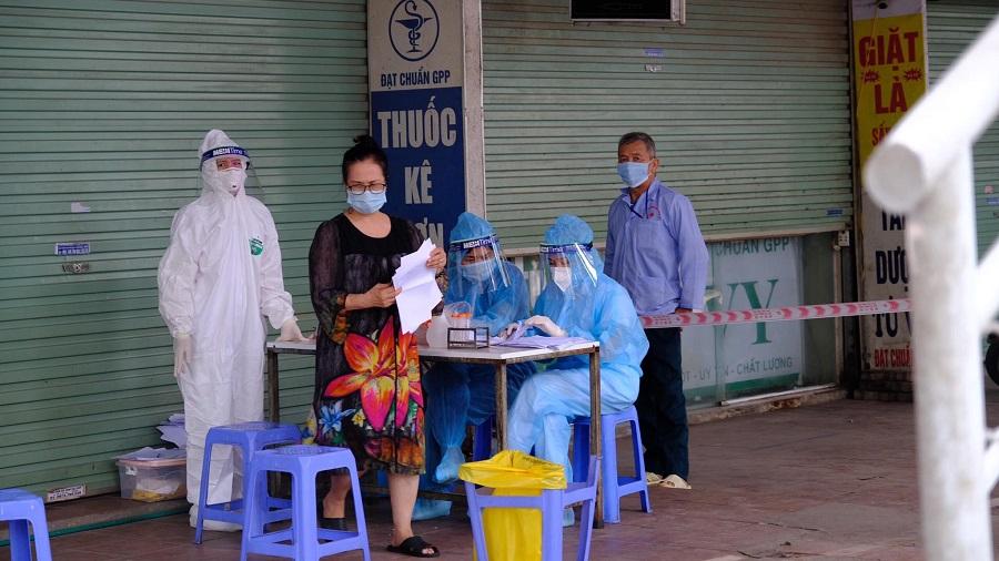 Hà Nội khẩn cấp rà soát người đến Bệnh viện K cơ sở Tân Triều