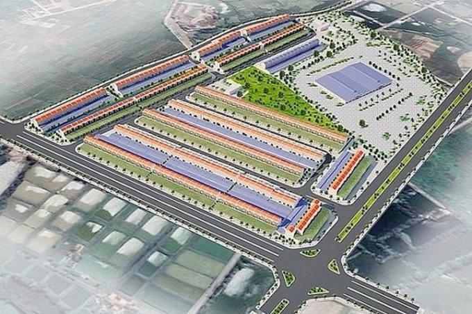 Ngày 15/9 sẽ cưỡng chế 9 hộ dự án Cụm công nghiệp làng nghề Minh Phương