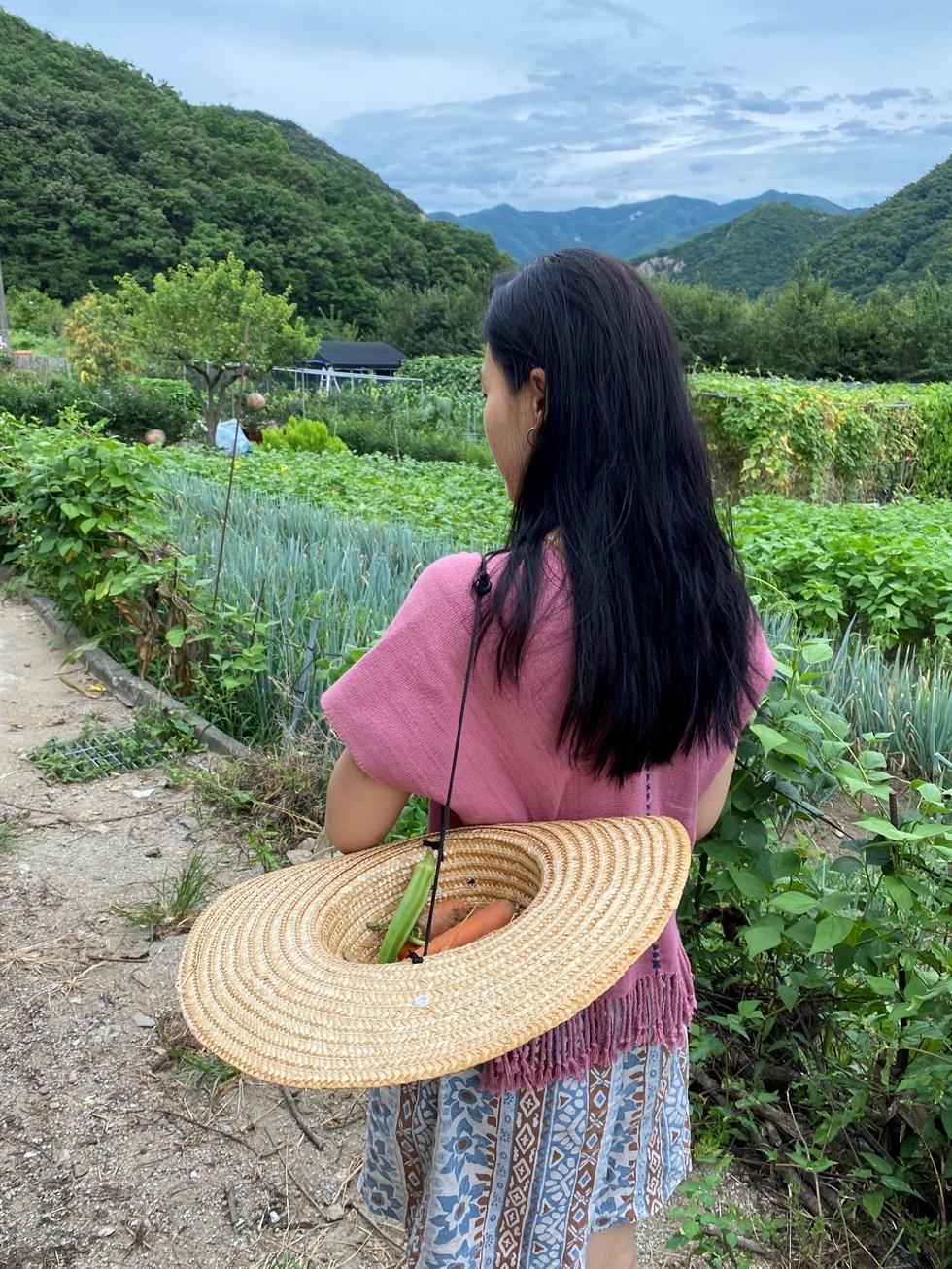 Giới trẻ Hàn Quốc thích về quê sống chậm