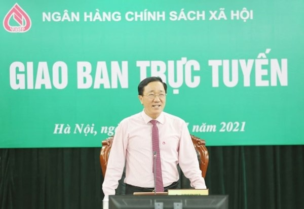 Ông Dương Quyết Thắng tiếp tục giữ chức Tổng giám đốc Ngân hàng Chính sách xã hội