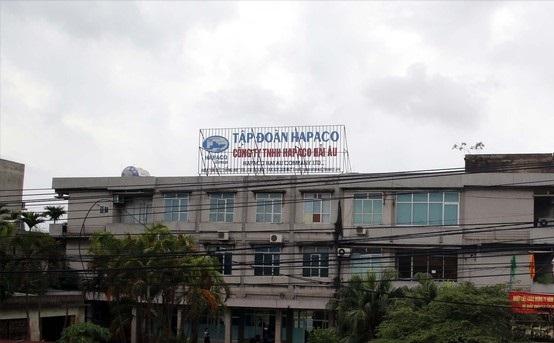 Lãnh đạo Hapaco bị phạt vì chậm báo cáo lý do không mua được lượng lớn cổ phiếu