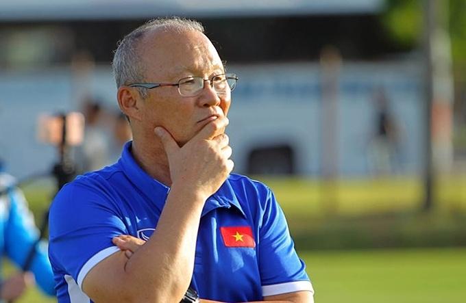 HLV Park Hang Seo thận trọng khi nói về mục tiêu tại AFF Cup 2020