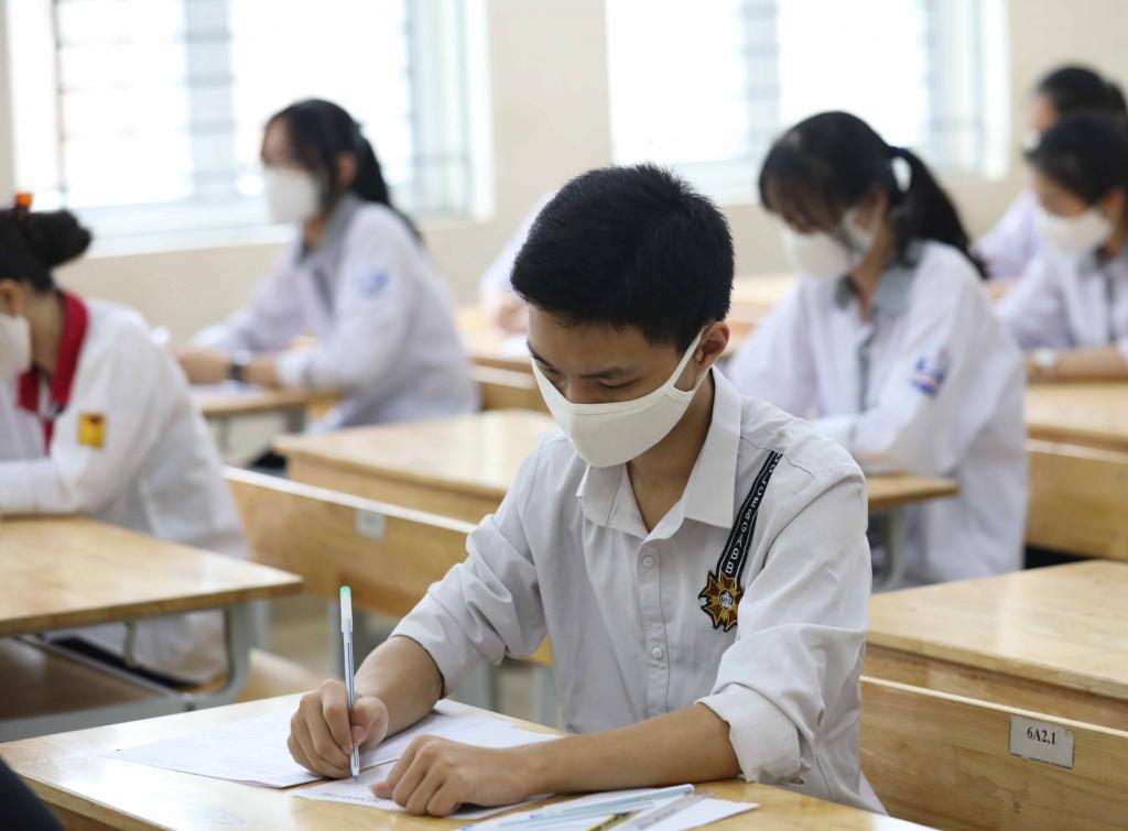 Kỳ thi tốt nghiệp THPT năm 2022: Linh hoạt, thích ứng với tình hình dịch bệnh