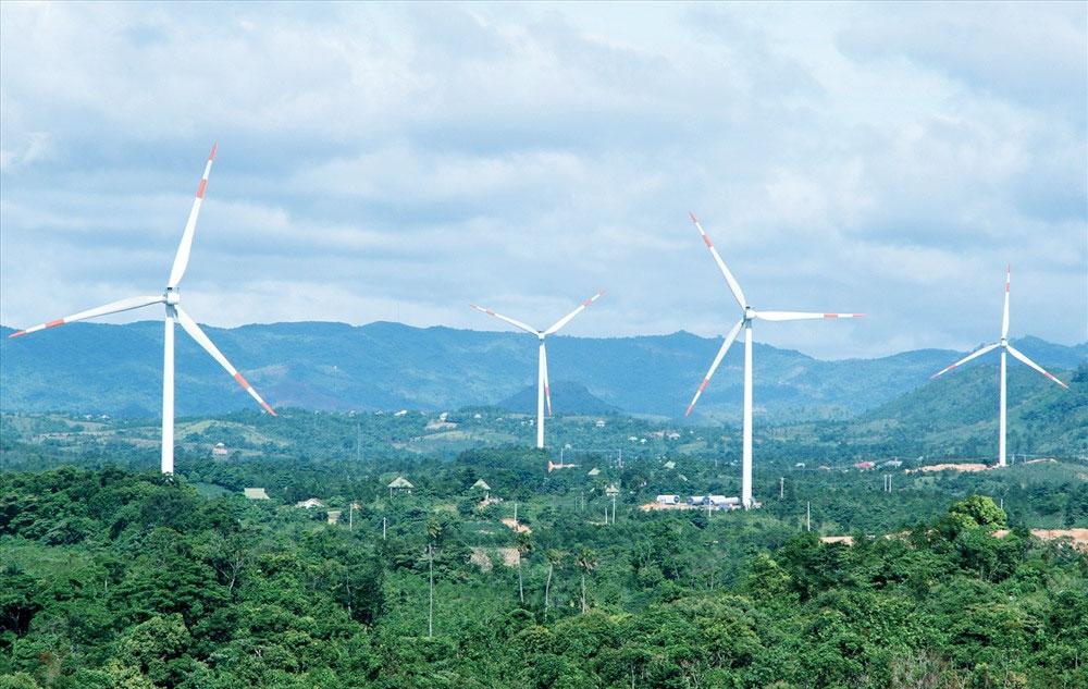 Các dự án điện gió được giải nguy