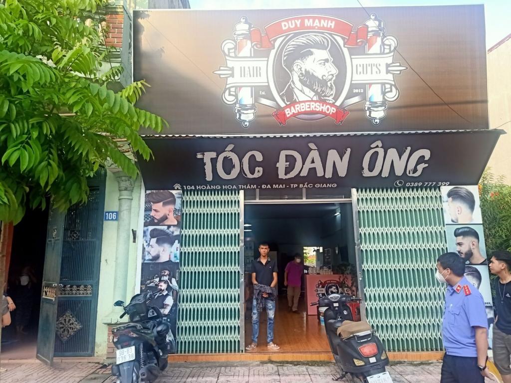 Bắc Giang: Đang chờ đi tù lại tiếp tục gây án