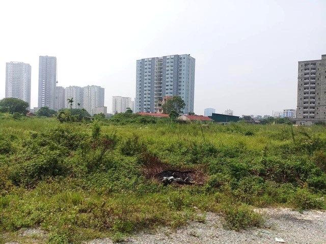 Hà Nội lập đoàn kiểm tra rà soát dự án đã giao đất nhưng chưa sử dụng