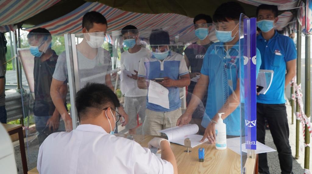 Thông tin mới về việc cách ly khi vào tỉnh Quảng Ninh trong tình hình mới