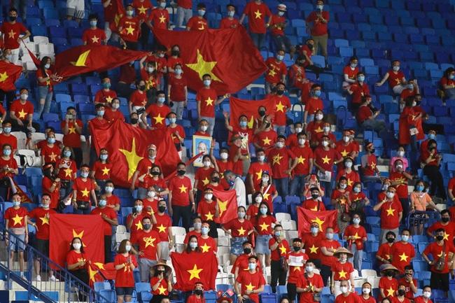Sân Mỹ Đình có thể sẽ được đón khán giả vào xem vòng loại World Cup 2022